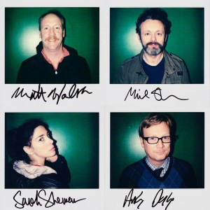 18 BONUS – PCAT16 Selections – Sarah Silverman, Matt Walsh, Andy Daly and Michael Sheen