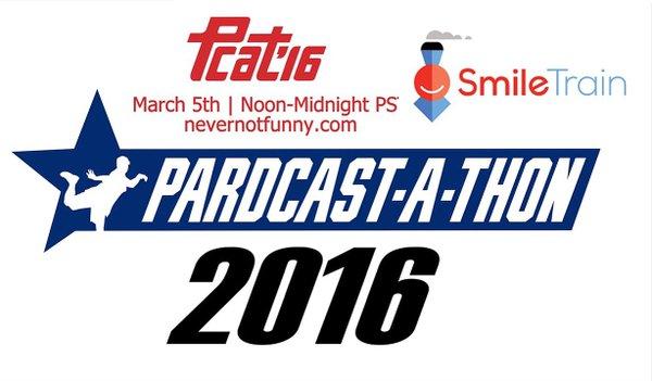 Pardcastathon 2016