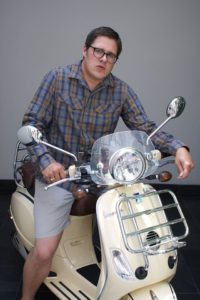1821 – Scooting Along with Rich Sommer