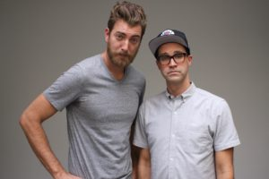 1921 – Buddying Up with Rhett & Link